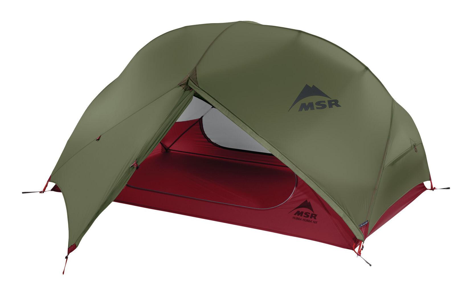MSR Hubba Tour 3 Tenten Uitrusting